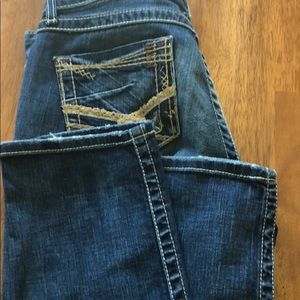 BKE Jeans - BKE Blue Denim Kate Skinny Jeans